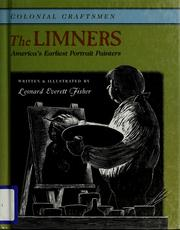 Cover of: The limners