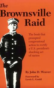 Cover of: The Brownsville Raid