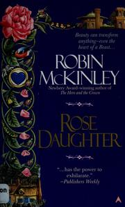 Cover of: Rose daughter