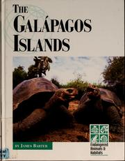 Cover of: The Galápagos Islands