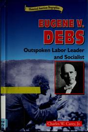 Cover of: Eugene V. Debs