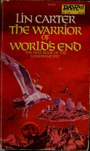 Cover of: The warrior of world's end