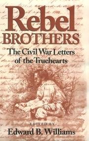 Cover of: Rebel brothers