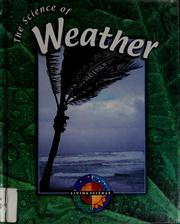 Cover of: The science of weather