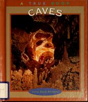 Cover of: Caves | Larry Dane Brimner
