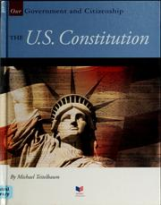 Cover of: The U.S. Constitution | Michael Teitelbaum