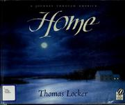 Cover of: Home