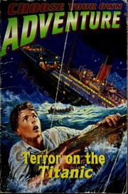 Cover of: Terror on the Titanic | Jim Wallace