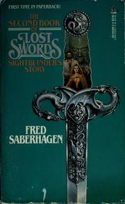 Cover of: The second book of lost swords