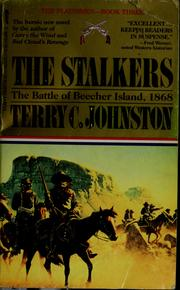 Cover of: The stalkers