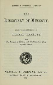Cover of: The discovery of Muscovy