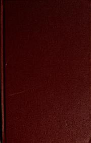 Cover of: A history of England