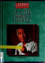 Cover of: Cesar Chavez | Kathleen Tracy