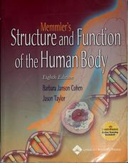 Memmler's the structure and function of the human body