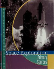 Cover of: Space exploration