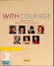 Cover of: With courage | Lynea Bowdish