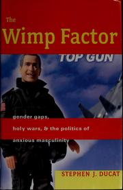 Cover of: The wimp factor | Stephen Ducat
