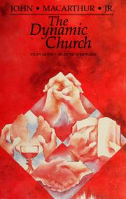 Cover of: The dynamic church