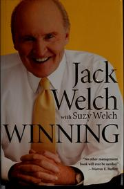 Cover of: Winning | Jack Welch