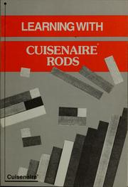 Cover of: Cuisenaire rods