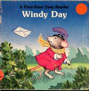 Cover of: Windy day