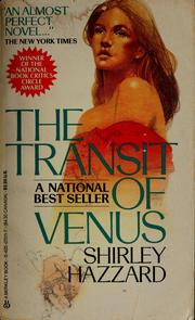 Cover of: The Transit of Venus