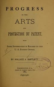 Progress in the arts and protection by patent