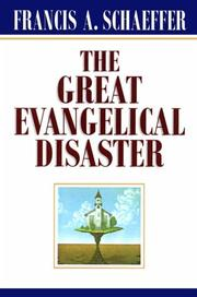 Cover of: The great evangelical disaster