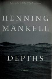 Cover of: Depths