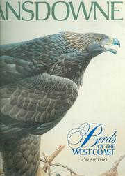 Cover of: Birds of the West Coast; Volume Two | J. Fenwick Lansdowne