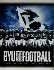 BYU football 2000 media guide