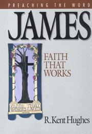 Cover of: James | R. Kent Hughes
