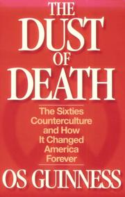 Cover of: The dust of death