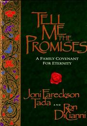 Cover of: Tell me the promises: a family covenant for eternity