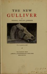 Cover of: The new Gulliver