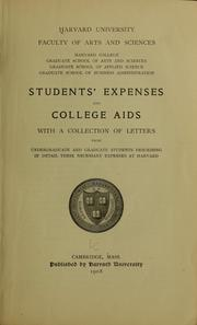 Cover of: Students