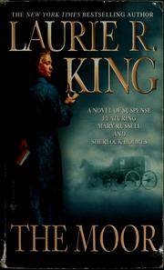 Cover of: The moor | Laurie R. King