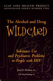 Cover of: The alcohol and drug wildcard