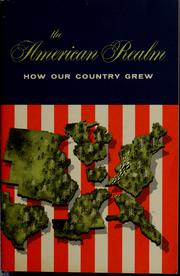 Cover of: The American realm