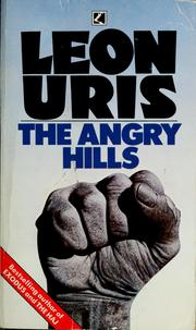 Cover of: The angry hills