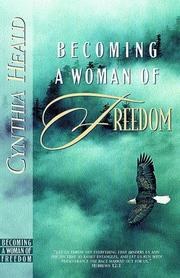 Cover of: Becoming a woman of freedom