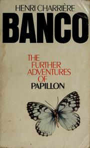Cover of: Banco