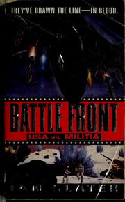 Cover of: Battle front | Ian Slater
