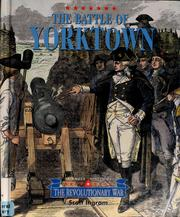 Cover of: The Battle of Yorktown