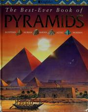 Cover of: The best-ever book of pyramids | Anne Millard