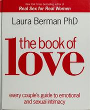 Cover of: The book of love | Laura Berman