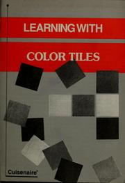 Cover of: Color tiles