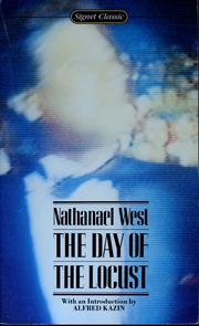 Cover of: The day of the locust