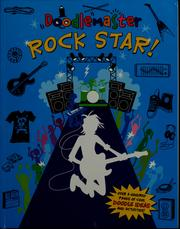 Cover of: Doodlemaster: Rock Star! | Maria Barbo