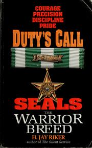 Cover of: Duty's call
